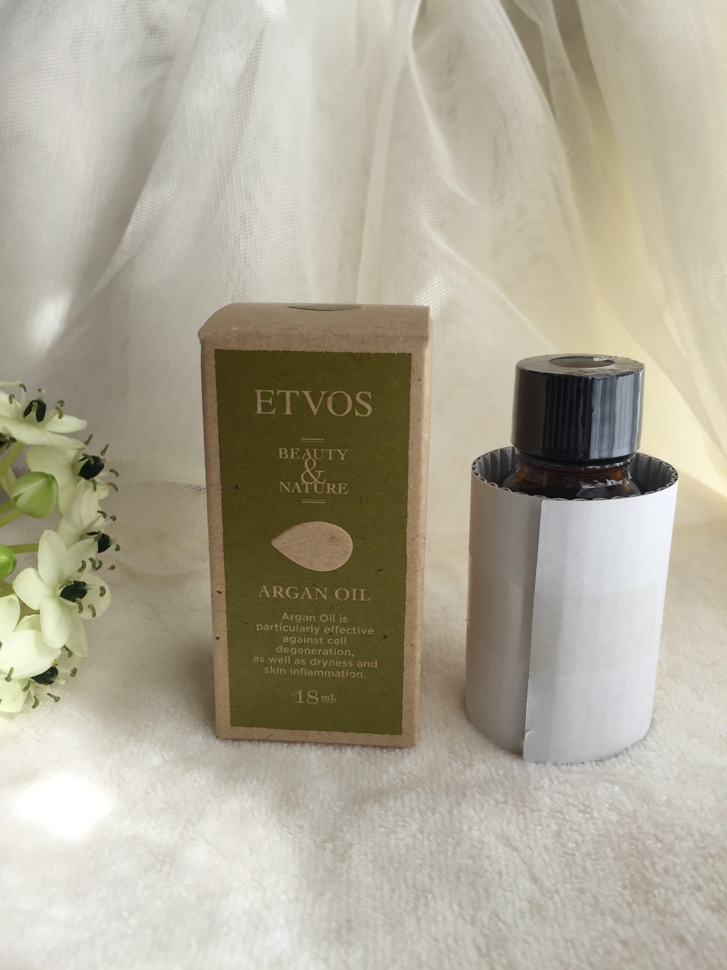 ETVOS(エトヴォス)アルガンオイル