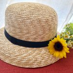 CLASKA(クラスカ)日本人の頭の形合う麦わら帽子!風でも飛ばない秘密とは・・・?